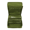 Yazzii CA16 The Double Deluxe Organizer Green