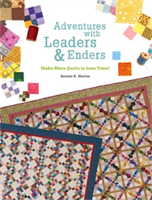 Quiltboek Adventures with Leaders & Enders