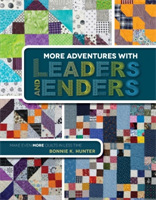 Quiltboek More Adventures with Leaders & Enders