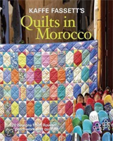 Quiltboek Quilts in Morocco