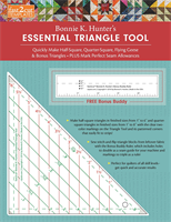 Quiltliniaal Essential Triangle Tool Bonnie K. Hunter