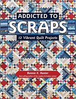 Quiltboek Addicted to Scraps