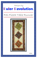 Ruler Revolution Fall Fiesta Table Runner