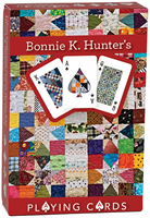 Playing Cards Bonnie K. Hunter