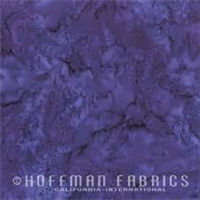 3018-045 Hoffman Bali Hand-dyes New Grape