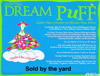 Quilters Dream Puff