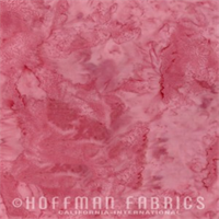 3018-069 Hoffman Bali Hand-dyes Dusty Pink