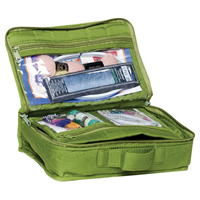 Yazzi CA14 Mini Craft Organizer-Large Green