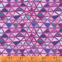 Windham Fabrics 43510-3 Florish Purple