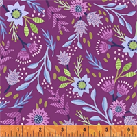 Windham Fabric Florish Mia Wittemore