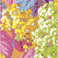 Kaffe Fassett Philip Jacobs Horse Chestnut Yellow