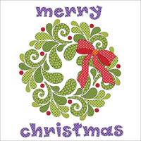 Evergreen Batik Applique Elementz Merry Christmas Elementz Merry Christmas Evergreen Batik