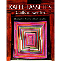 Quiltboek Quilts in Sweden