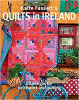 Quiltboek Quilts in Ireland