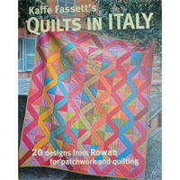 Quiltboek Quilts in Italy