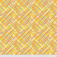 Kaffe Fassett Brandon Mably PWBM-037 Mad Plaid Goldx