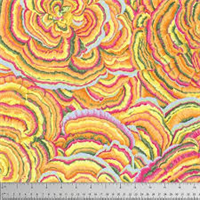 Kaffe Fassett Philip Jacobs PWPJ-082 Tree Fungi Yellow