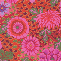 Kaffe Fassett PWGP-148 Dream Yellow
