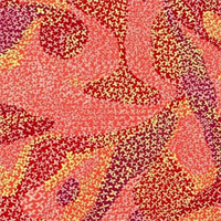 Kaffe Fassett Brandon Mably PWBM-058 Migration Orange