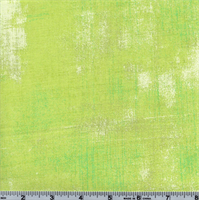 MODA 30150-303 Grunge Basics Key Lime