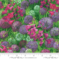 MODA 33380-11 Wildflowers IX Lilac