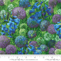 MODA 33380-14 Wildflowers IX Bluebell