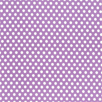 Michael Miller CX-5518 Kiss Dots Purple