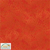 STOF AS 4519-316 Stof Quilters Basic Perfect Orange