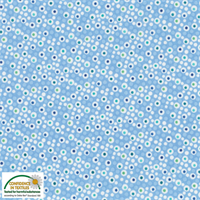 STOF AS 4519-604 Stof Quilters Basic Blue