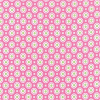 MODA 22252-11 Hi De Ho Fancy Dots Pink