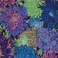 Philip Jacobs PWPJ-041 Japanese Chrysanthemum Bluex