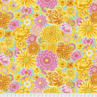 Kaffe Fassett PWGP-172 Enchanted Yellow
