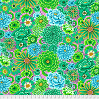 Kaffe Fassett PWGP-172 Enchanted Green