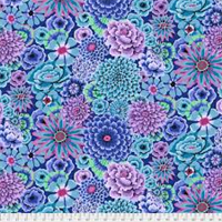 Kaffe Fassett PWGP-172 Enchanted Bluex