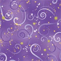 Benartex 8500M-60 Swirling Sky Medium Purple