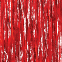 Benartex 7763P-10 Pearl Texture Stripe Red