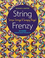 Bonnie K. Hunter Boek String Frenzy
