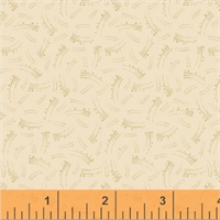 Windham Fabrics 50748-07 Honey Maple Ochre