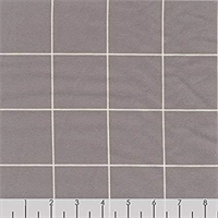 FAGP-003 Design Wall Flannel Grid Grayx