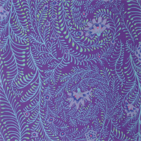 Kaffe Fassett PWGP-147 Ferns Purple