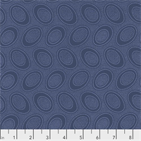 Kaffe Fassett PWGP-071 Aboriginal Dot Denim
