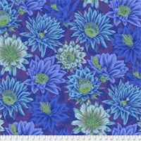 Philip Jacobs PWPJ-096 Cactus Flower Blue