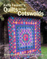 Boek Quilts in the Cotswolds