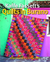 Quiltboek Quilts in Burano