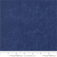 MODA 1660-74 Zen Chic Spotted Nautical Blue