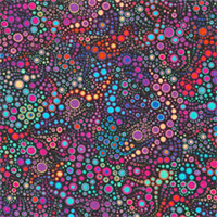 Robert Kaufman AAQ 17062-201 Effervescence Digital Jewel