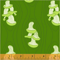 Windham Fabrics 51114-3 Forest Spirit Green