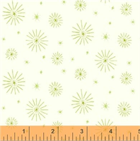 Windham Fabrics 51119-5 Forest Spirit Green Stripe
