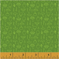 Windham Fabrics 51117-3 Forest Spirit Green