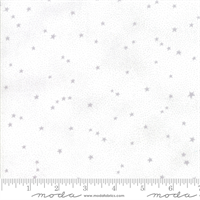 Moda 33415-11M Forest Frost Glitter Favorites Silver